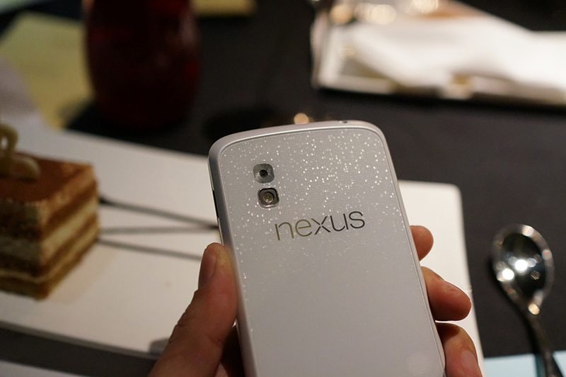 Nexus 4 White - Android L